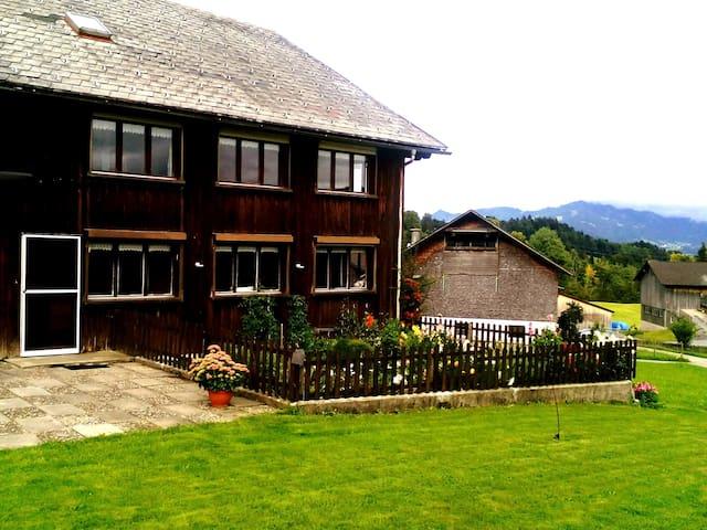 Gästehaus Wiesenhof Ferienwohnung Mittagsspitze