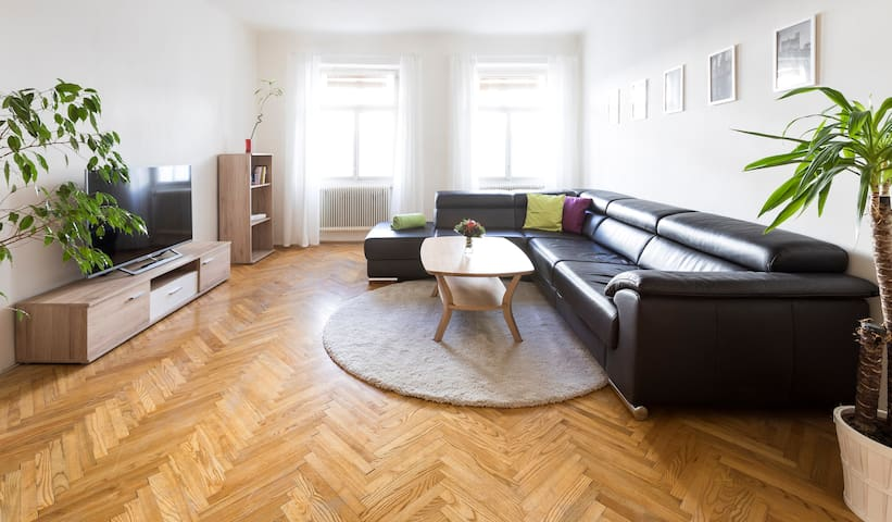 2.Next2Mozart-Apartment - absolutely CENTRAL!