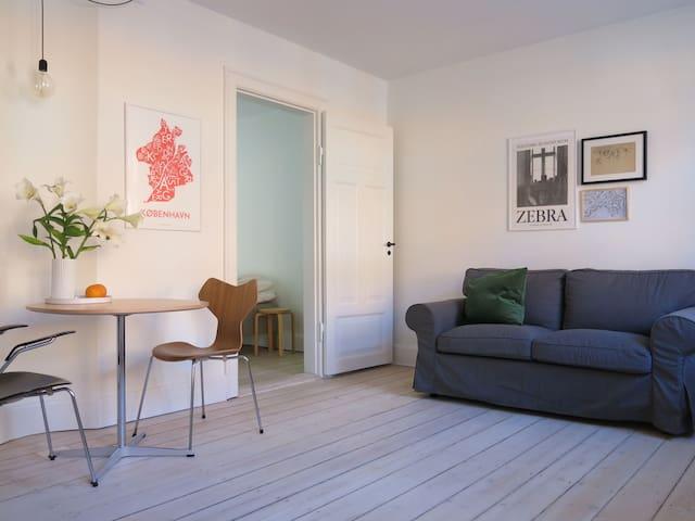 Charming boutique-design apartment Cph city