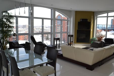Grand penthouse de luxe à louer - Montréal - Altro