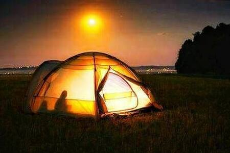 The Tripper Tent Camping