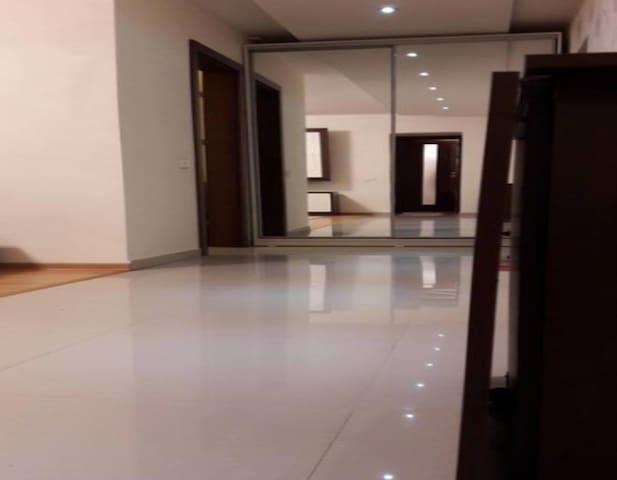 Private pool apartment