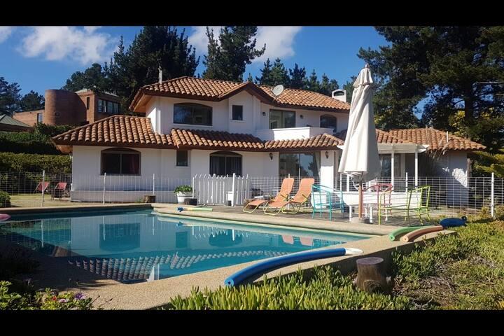 Belle Maison a Aguas Claras Sur Cachagua