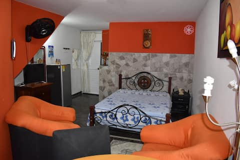 Comfortable rooms for travelers