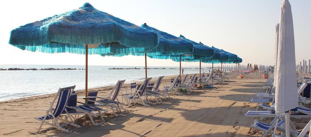 Casa vacanze Campomarino (CB) 5 minuti dal mare