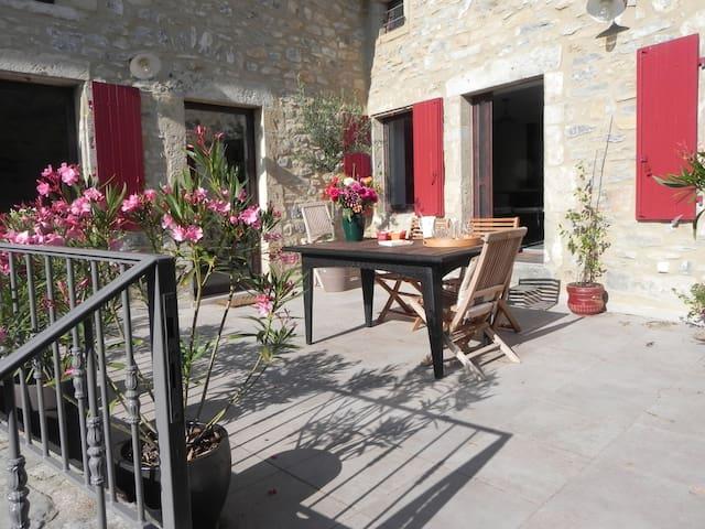 La Maison Maurin - Aubenas
