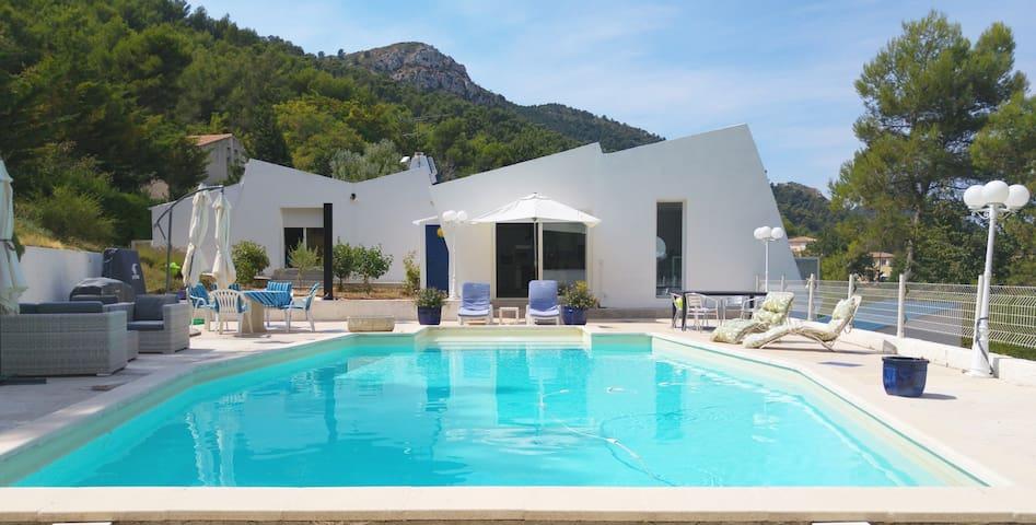 Vos vacances en Pays d'Aix en Provence - Cadolive - House