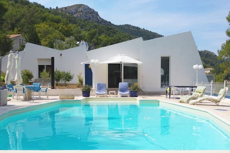 Vos vacances en Pays d'Aix en Provence - Cadolive - Casa
