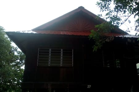 Homestay Warisan Tok Abah @ Kepala Batas Penang - Dům