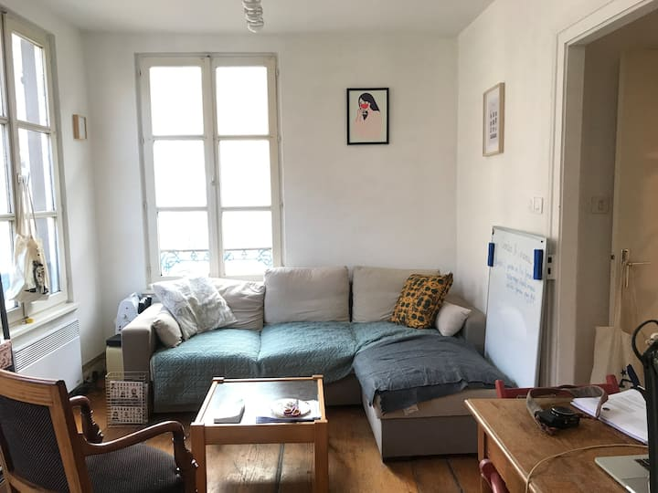 Apartment in the city center of Strasbourg!