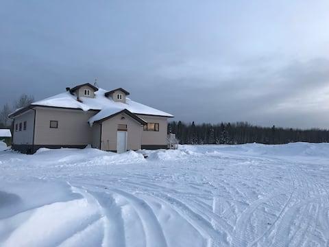 The best snowmobiling Saskatchewan has to offer!