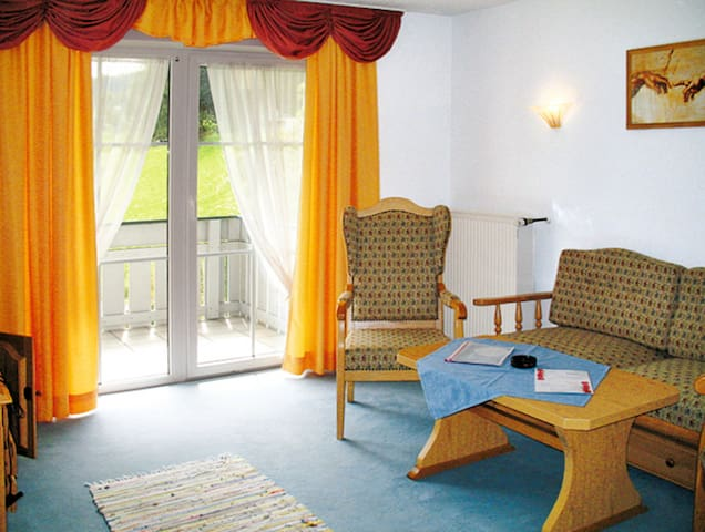 50 m² apartment Resort in Kollnburg/St.Englmar for 4 persons - Sankt Englmar