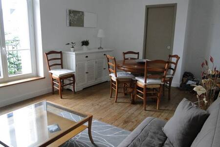 Appartement T3 Centre DINARD 300m de la plage - Dinard - Apartamento
