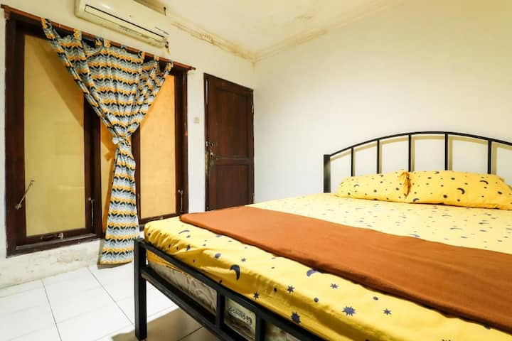 Cozy & Clean Standard Double Room at Kos VIP Josh