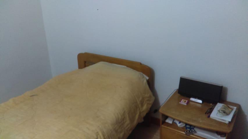 Cuarto en acogedor apartamento al norte de Bogotá