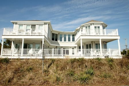 2nd House to the Ocean, Elegant Luxury for 10 with Pool, Elevator, Game Room. May & June Wks Avail!! - Fenwick Island