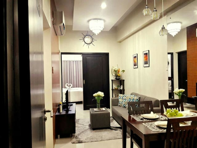 An affordable fully furnished condo unit in Cebu - Cebu City - Daire