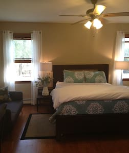 Private/Clean Bed Room and Bath - Princeton