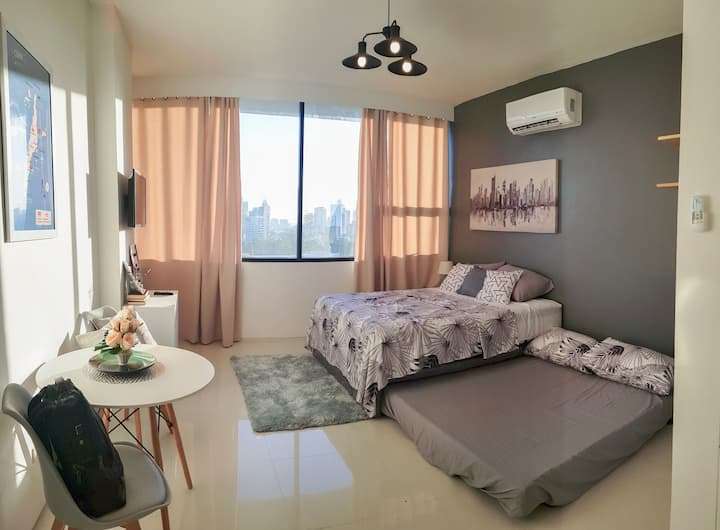Studio Apartment in the heart of Cebu City