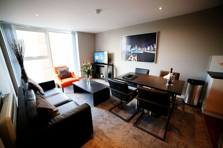 Most Central Apartment in Belfast