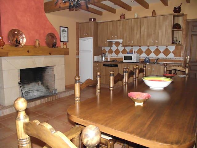 Casa Rural La Teja en Lagunas de Ruidera - Ossa de Montiel - House