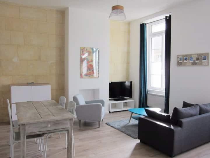 Appartement 45m2 cosy hyper centre classé 3***