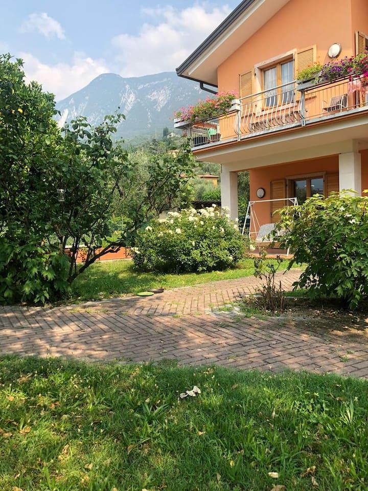 Casa privata a due passi dal lago-Malcesine