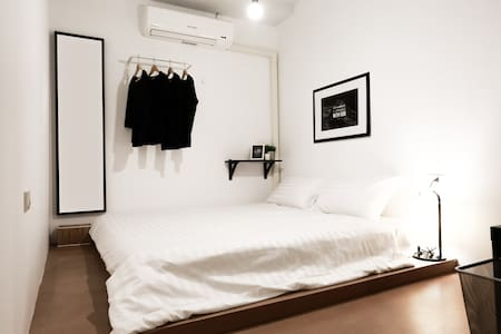 Sleeping Well (Double Room with Shared Bathroom-2)