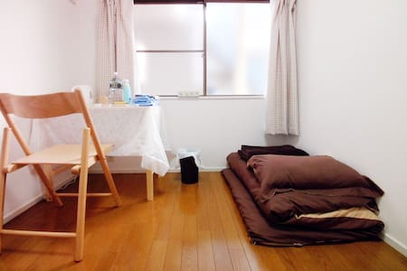 This room is very reasonable.102 - Yokohama-shi