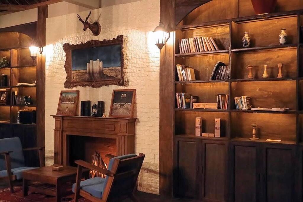 Tavern Library