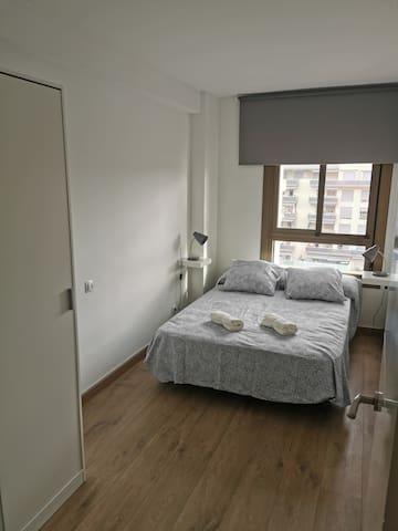 Habitación 3 con cama de 135cm