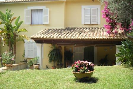 Magnífica casa Vacaciones Relax - Palma de Mallorca - Haus