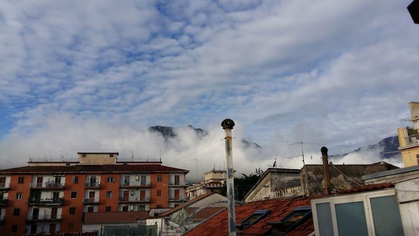 Accogliente appartamento in centro storico - Cava de' Tirreni
