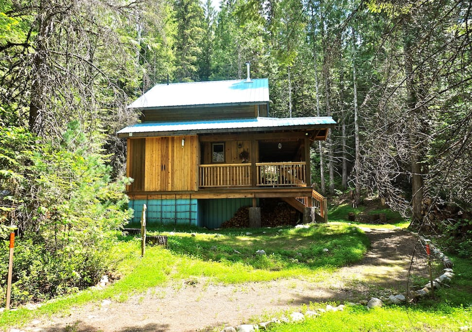 Logden lodge heritage cabin chalet in affitto a ymir for Cabine in affitto a victoria bc