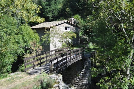 Charming Room in ancient mill close to the river. - Albon-d'Ardèche