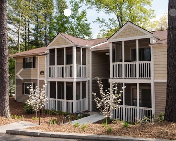Cozy Private Master Bedroom -Close to Downtown ATL - Marietta - Apartment