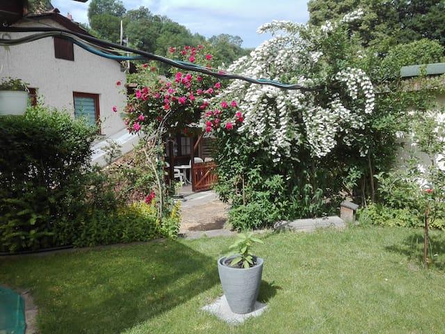 Kleine Ferienwohnung (1Raum) ca.25m²