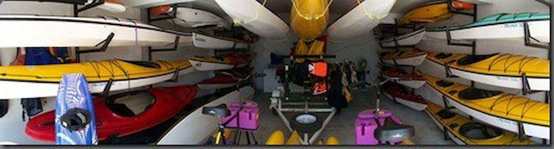 Big watersports & Kayak Clubhouse Veracruz