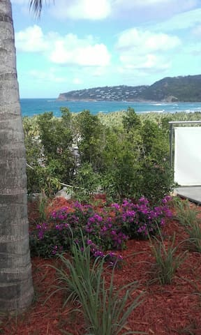 Villa grand standing St Barth
