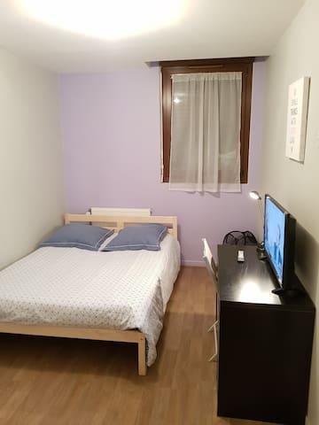 Appartement calme et spacieux a 15 mn de Paris