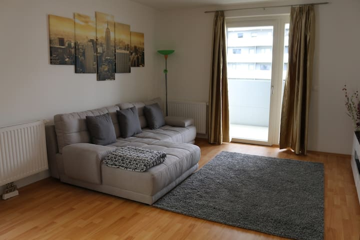 Brand-new, central 102m²apartment - Bécs - Lakás