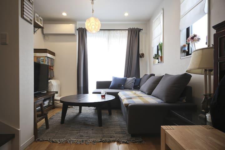 Newly-built Narimasu int'l house☆ - Itabashi-ku