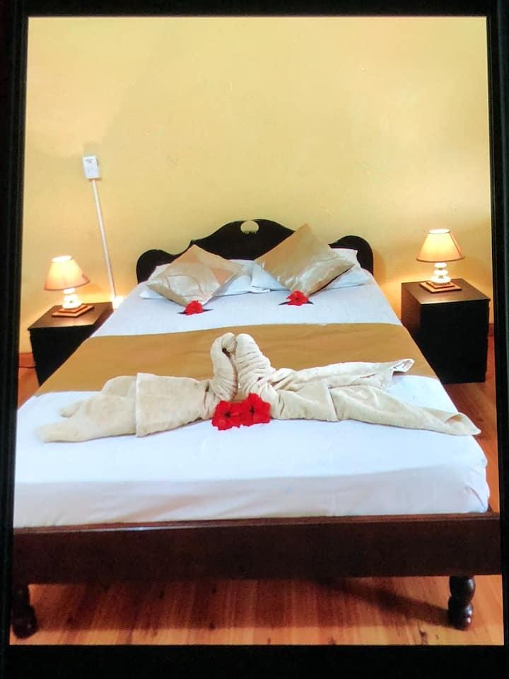 Standard Room with Seaview - Georgina's Cottage