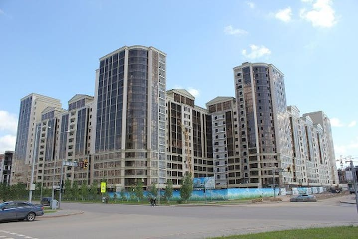 One room apartment for guests of EXPO-2017 Astana - Astana - Apartment