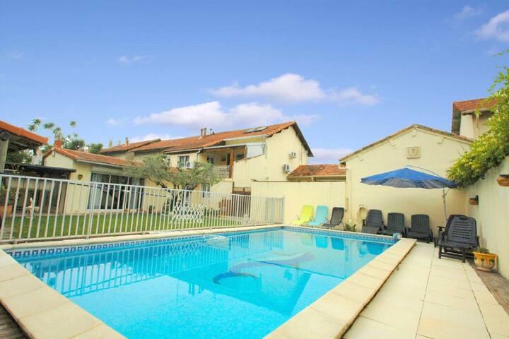 Holiday home near the historic center of Avignon