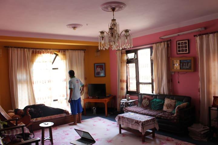 Brijpal Apartments - กาฐมาณฑุ - อพาร์ทเมนท์