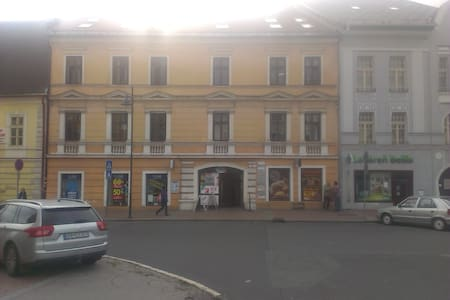 Apartmán v podkroví v centre mesta - Banská Bystrica - Лофт