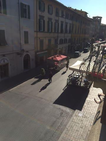 loft nel cuore di Pisa