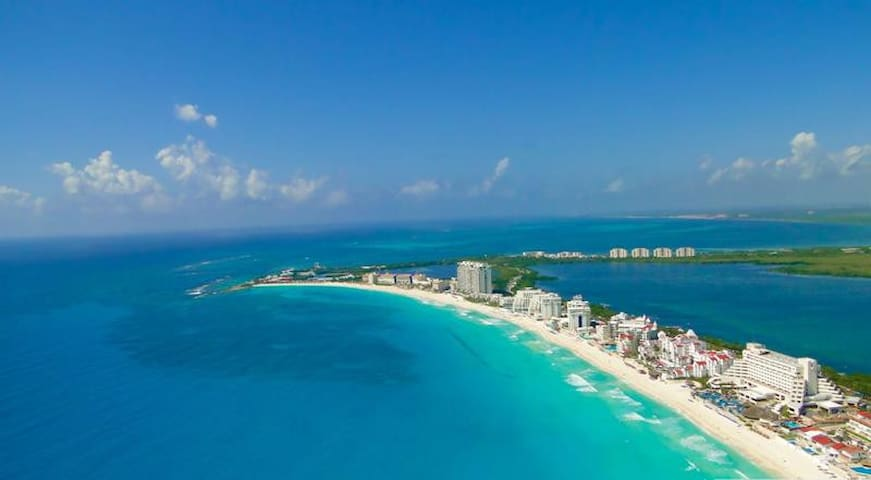 2 Bedroom Apartment Cancun City Centre 2nd Floor C