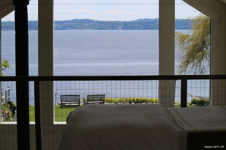 Vashon Loft and Beach